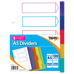 Dividers Polyproplene Dividers