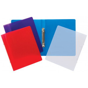 Slim PP A5 Ring Binders