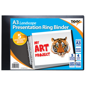 Presentation Ring Binder