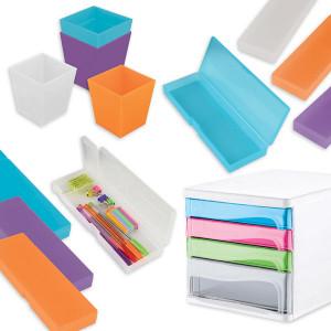 Pen Pots & Pen Boxes