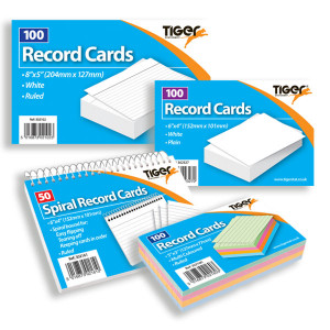 All Record Cards